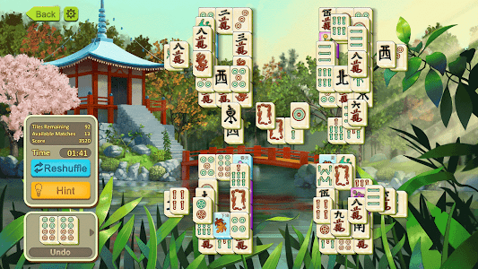 Simple Mahjong v2.0