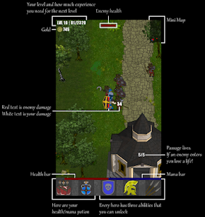 Heroes of Stridgard little- screenshot thumbnail