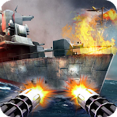 Battle of Navy Gunships Attack 3D
