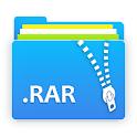 Zip Unzip & Rar Unrar Extract Compress App icon