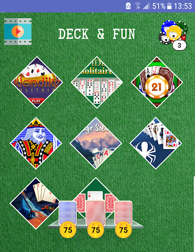 Deck & Fun 0.6 gameplay | by HackJr.Pw 1