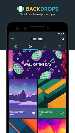 Backdrops - Wallpapers v4.0.8 [Unlocked]