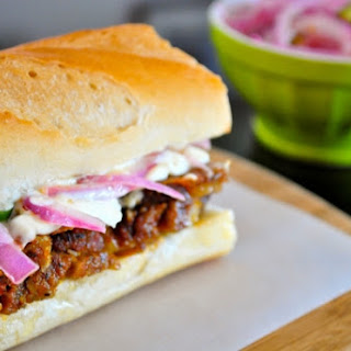 Sandwich de Jamón del País