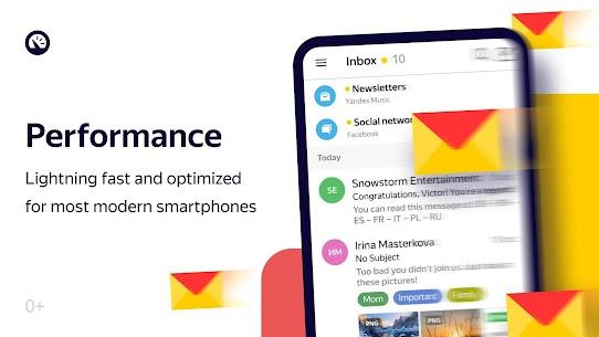 Yandex.Mail 3