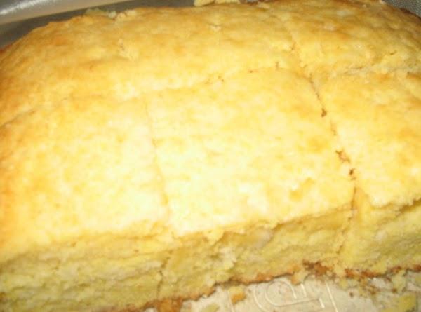 Cornmeal Squares Recipe