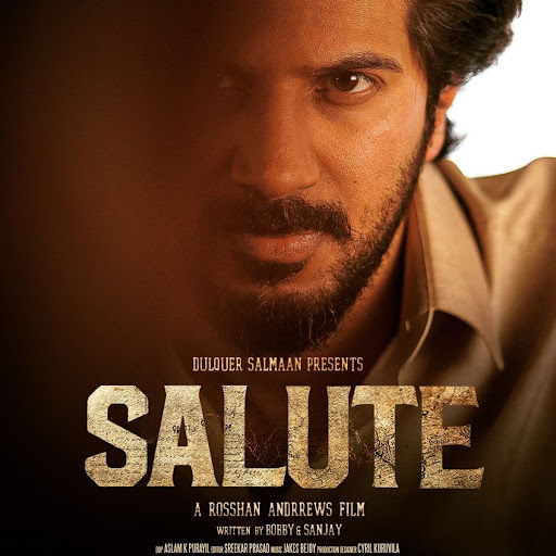 Dulquer Salmaan wraps up shoot for Salute; Calls it an incredible experience as he shares a new poster