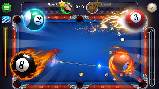 8 Ball Live - screenshot