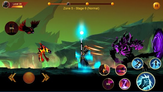 Shadow Fighter 2 MOD Apk (Instant Kill) 8