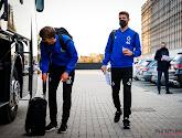 """Brandon Mechele hoopt bij Club Brugge te blijven: """"Als het van Club Brugge mag, wil ik hier nog een hele poos blijven"""""""