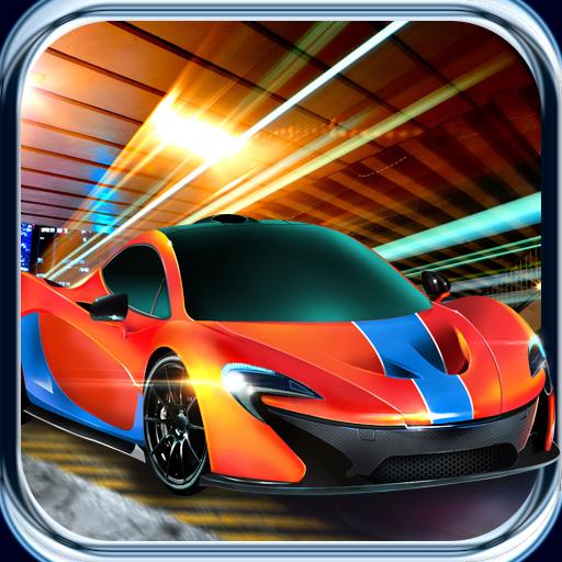夜间超速飞车 賽車遊戲 App LOGO-APP開箱王