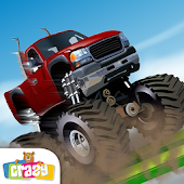 Monster Truck Race Adventure: Racing and Stunt