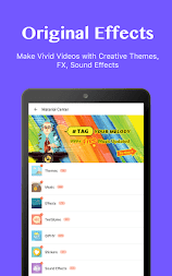 VideoShow-Video Editor, Video Maker, Beauty Camera APK screenshot thumbnail 14