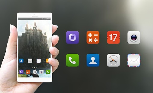 Theme for Xiaomi Redmi 5 Plus castle Wallpaper - náhled