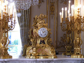 Photo: One more of those clocks that seem to have especially caught my interest.