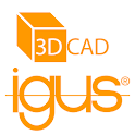 igus® 3D-CAD Models icon