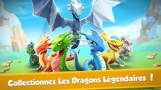 Dragão Mania Legends Imagen do Jogo