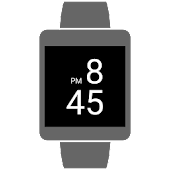 StreamLined Watch Face