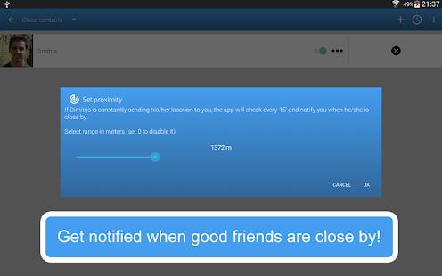Find My Friends- screenshot thumbnail
