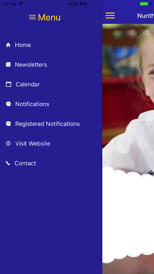 Nunthorpe Primary Academy- screenshot