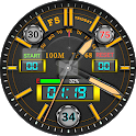 Trident Watch Face icon