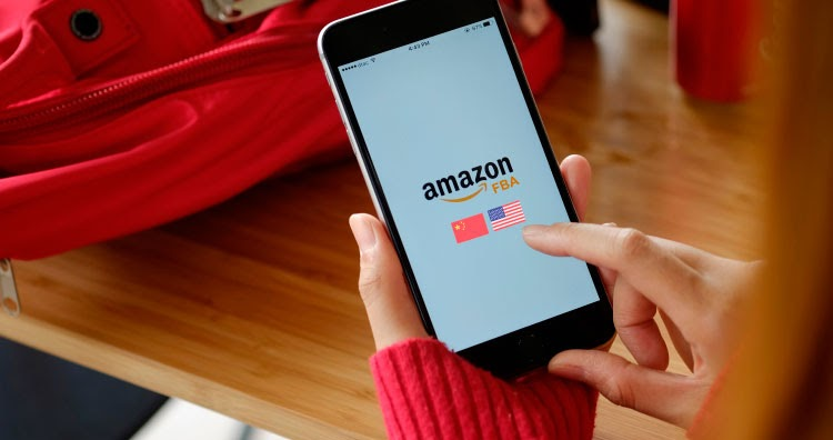 Доставка из Alibaba на Amazon