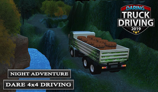 Offroad Transport Truck Driving - Jeep Driver 2019  screenshots 12