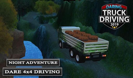 Offroad Transport Truck Driving - Jeep Driver 2020 1.0.6 Screenshots 12