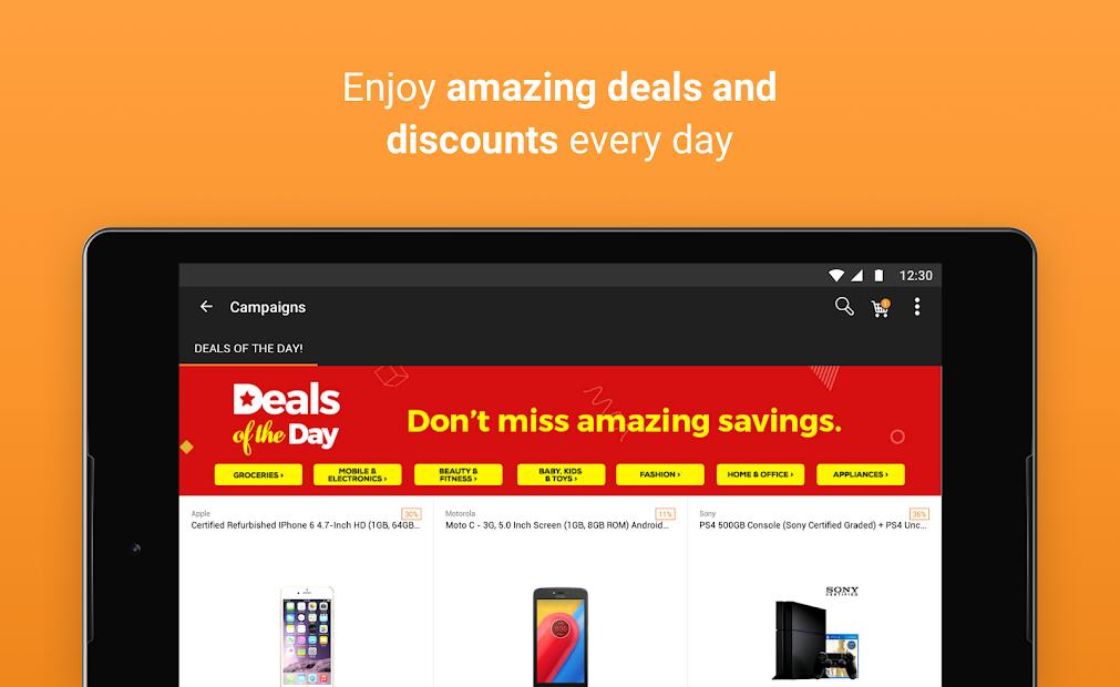24f56b8da1 ... JUMIA Online Shopping Android App Screenshot ...