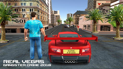 Real Vegas Gangster Crime 2018 - Gangster City 3D 1.1 screenshots 4
