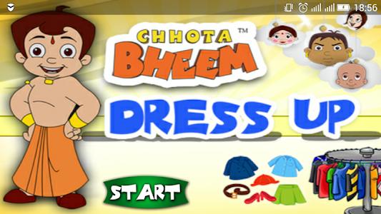 Chhota Bheem DressUp screenshot 3