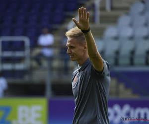 🎥 Lukasz Teodorczyk est à l'entraînement avec Charleroi !