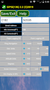 VFR GPS-Complete Self Contained Plane Navigation Screenshot