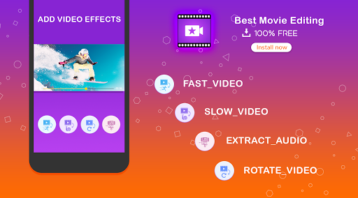 Best Movie Editing Pro -Video Creator - Photo Edit screenshot 7