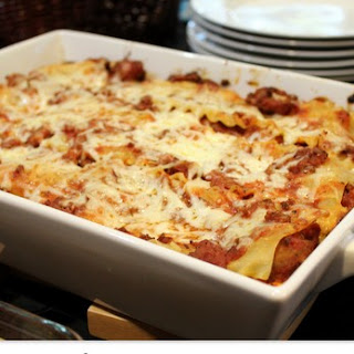 Lasagna With Fresh Noodles Recipes