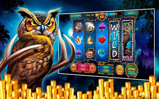 Great Magic Owl Slot Machines