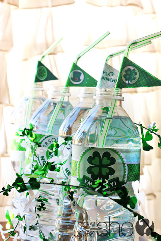 FREE St. Patrick's Day printables set