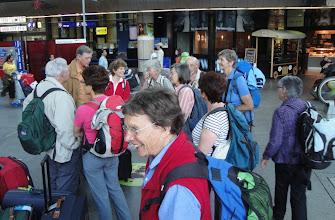 Photo: Genève-Aéroport: on se réjouit de partir