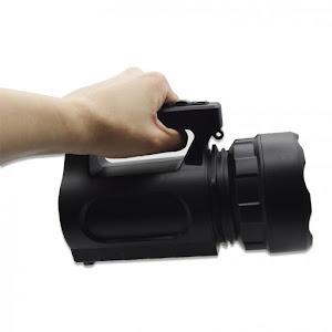 Lanterna portabila cu acumulator, putere 3W, utilizare 8 ore