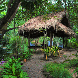 by Victor Roman - Buildings & Architecture Other Exteriors ( retreat center, camp, hut, nikon d300, antipolo )