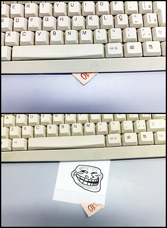 trollagememreais Trollagem em reais