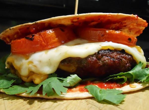 My Thai Mexican Cheeseburger Recipe