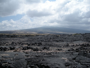 Photo: The lava fields go on forever