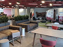 Google's North America Office in Boulder, CO, United States.