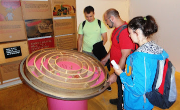Photo: Free tour at the Science Museum