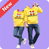 Romantic Couple Photo Suit Editor Android APK Download Free By OMRUP INFOTECH