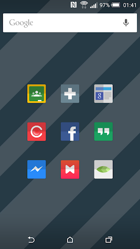 Folded Icon Pack