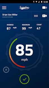 SCOUTEE Radar Gun- screenshot thumbnail