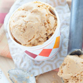 Dairy-Free Pumpkin Pie Ice Cream.