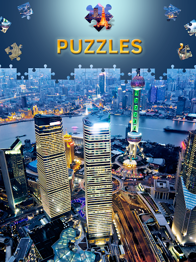 City Jigsaw Puzzles Free 2016