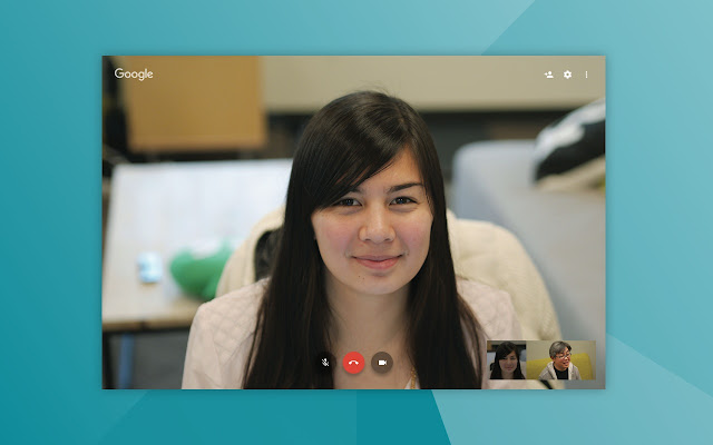 Hangouts من Google